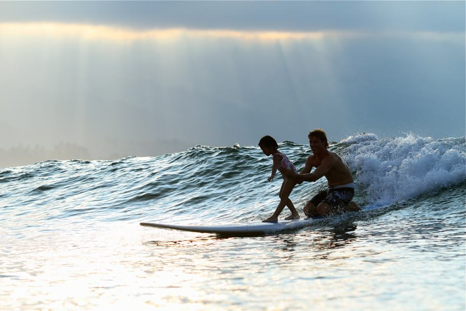 Surf Lessons Oahu North Shore