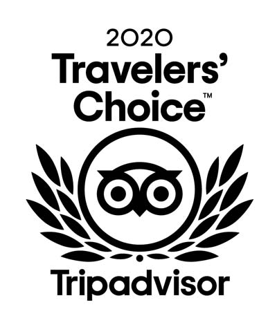 TripAdvisor Traveler's Choice Award 2020